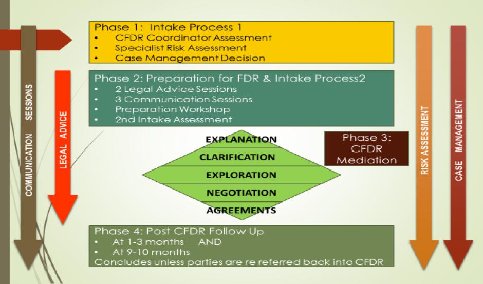 CFDR model