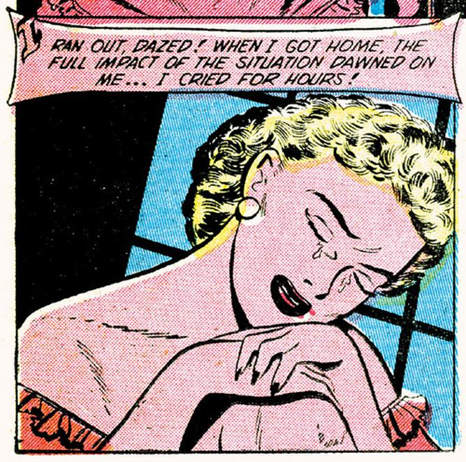 Woman Comic