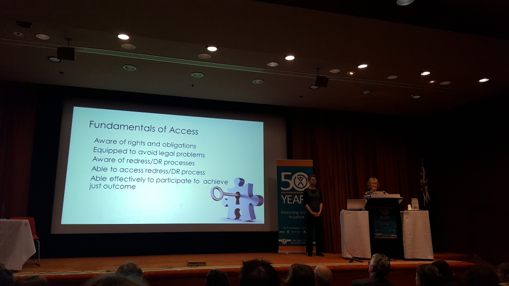 Access to Justice Slide