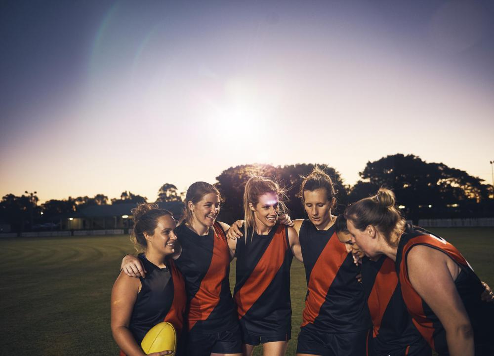 Girls in Sport
